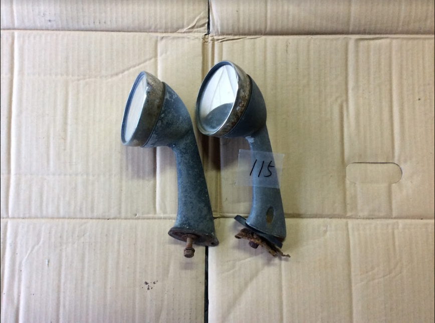 Image of Old Fender Mirrors