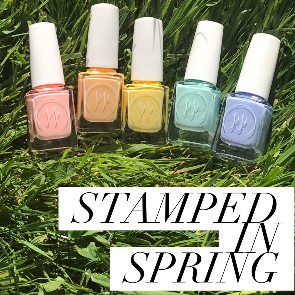 Image of Stamped in Spring