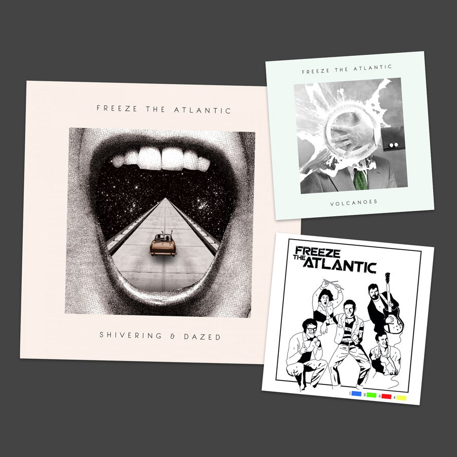 Image of EP / Single - CDs (individual and bundle options)