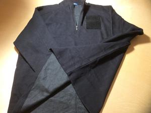 Image of 1/4 zip sweatshirt