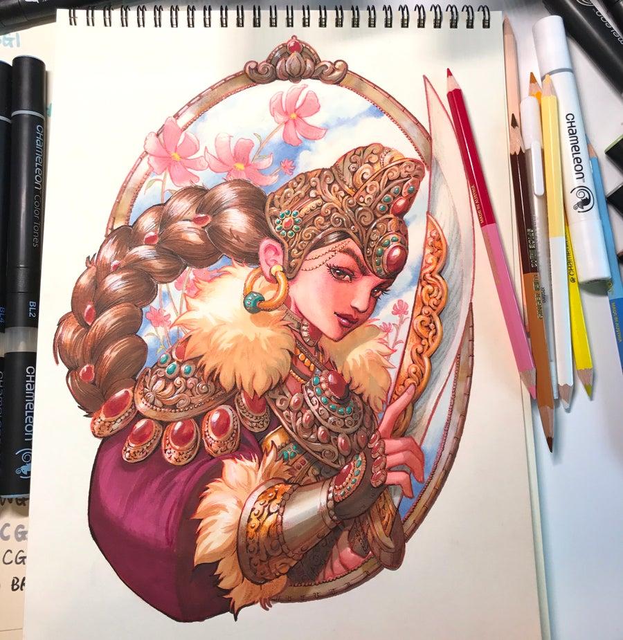 Image of Warrior Princess