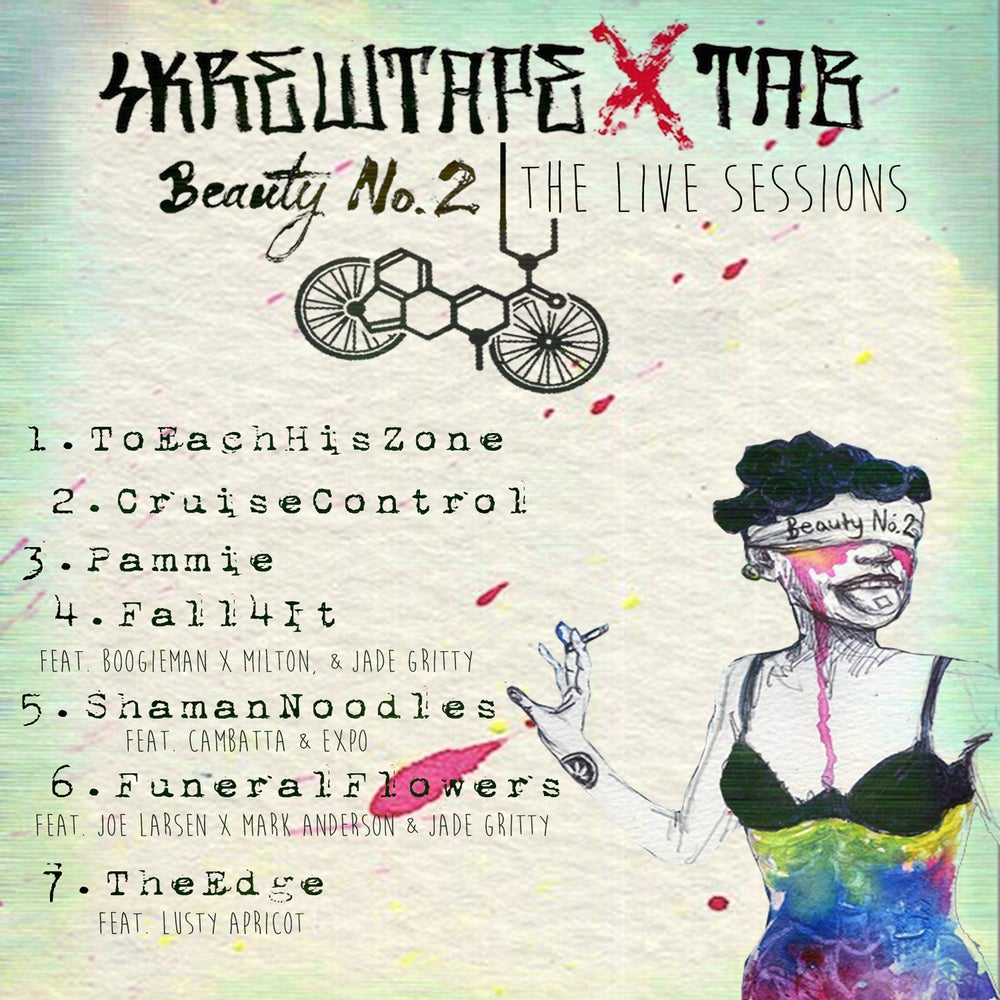 "Image of Beauty No. 2 ""The Live Sessions"" EP"