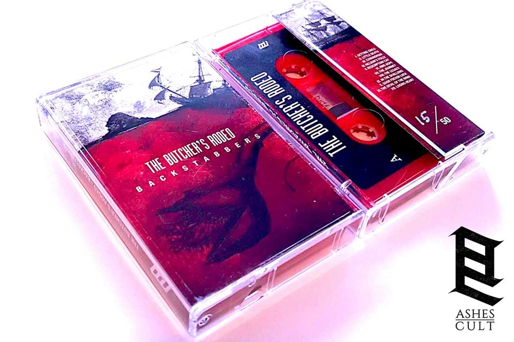 Image of TAPE BACKSTABBERS LIMITED EDITION