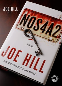 Image of The Joe Hill Collection: Key to the Candy Cane Gates - PRE-ORDER!