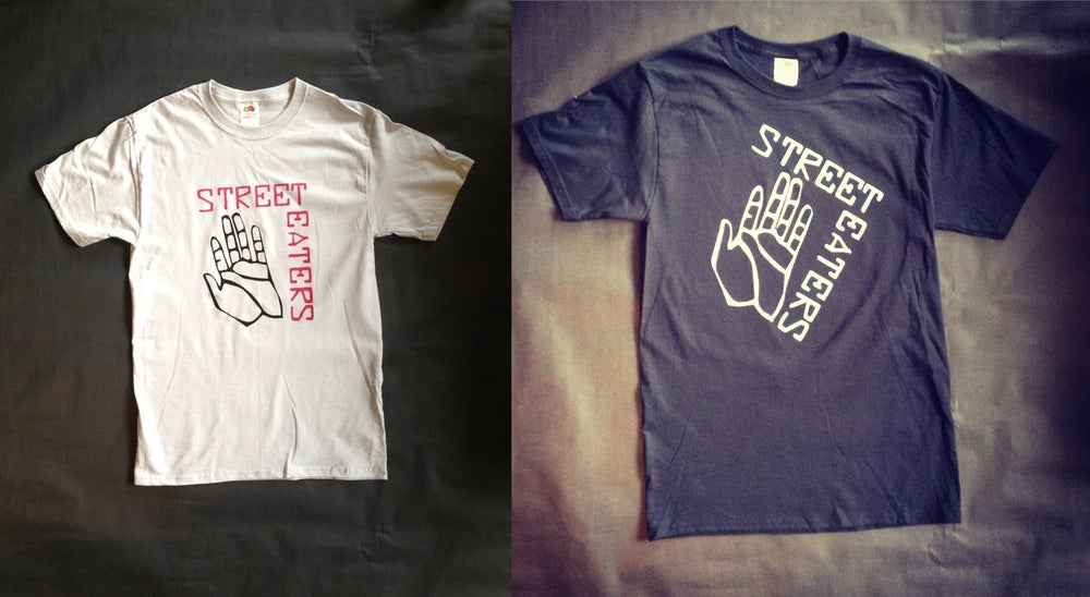 Image of The Envoy T-shirts (black or grey)