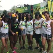 Image of Team Soca Island T Shirts - Represent your Island