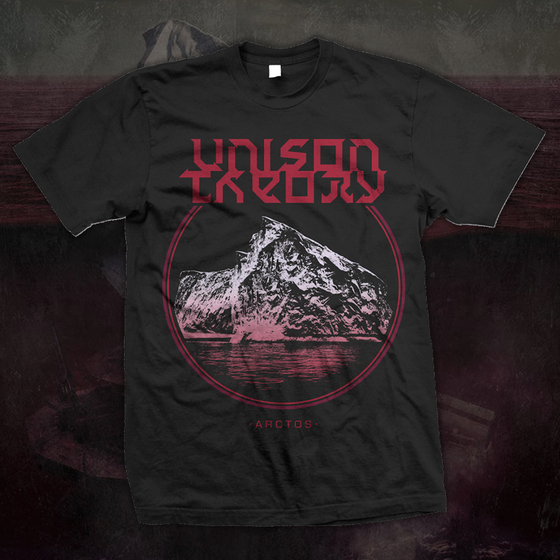 Image of 'Polar Sentinel' Shirt | Black
