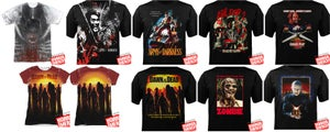 Image of HORROR MOVIE T-SHIRTS