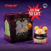 Image of CHEW: Fanboy Mini Vinyl Chog! - LESS THAN 50 LEFT!