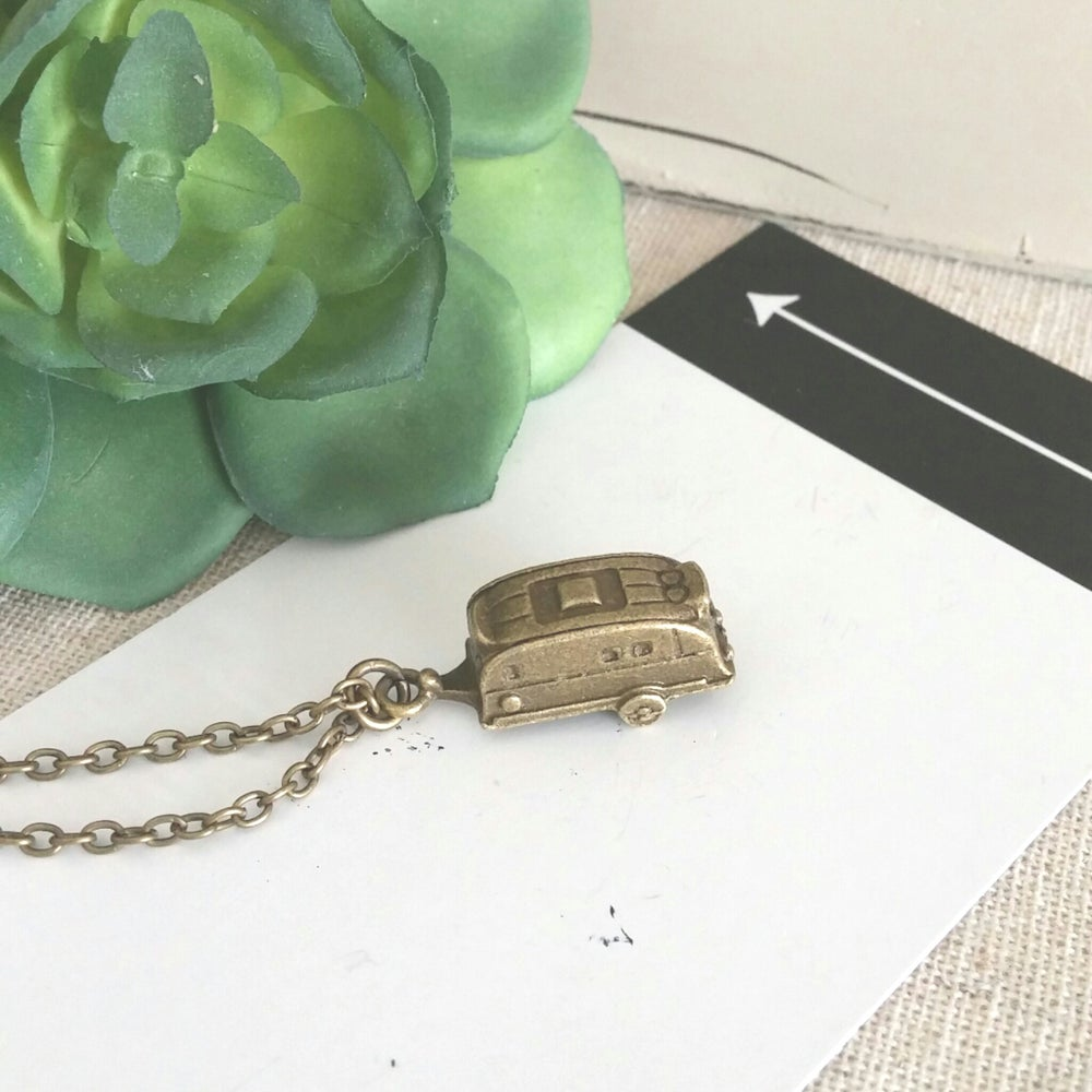 Image of Airstream Necklace