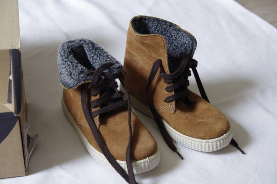 Image of chaussures garçon Victoria
