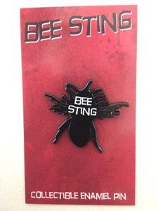 Image of Bee Sting enamel pin