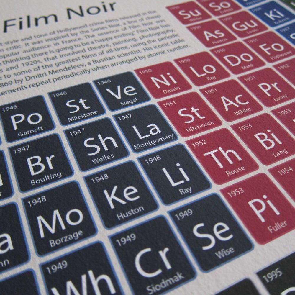 Image of Films - Elements of Film Noir