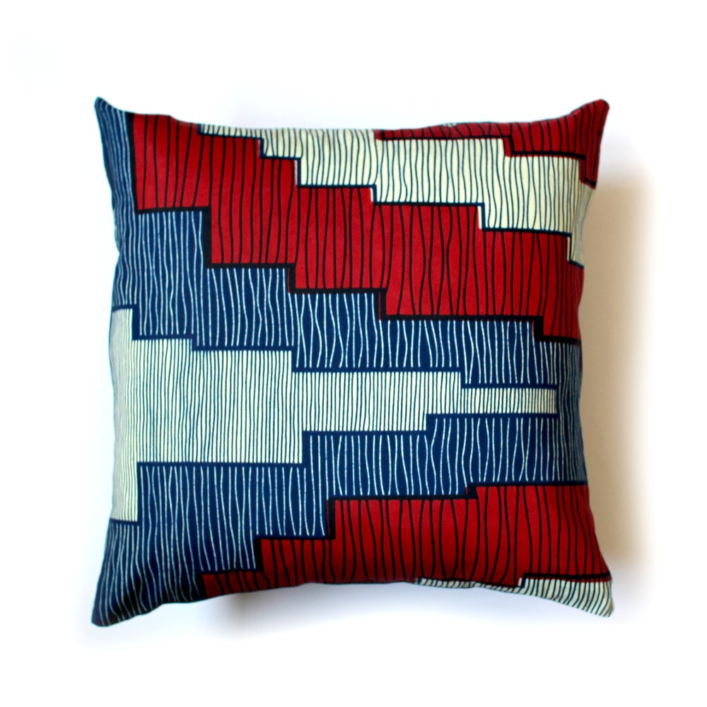 Image of Lightening cotton cushion covers