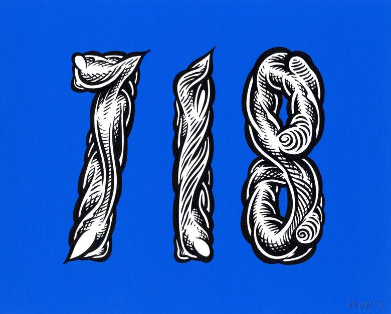 Image of 718, 2017 (original drawing)