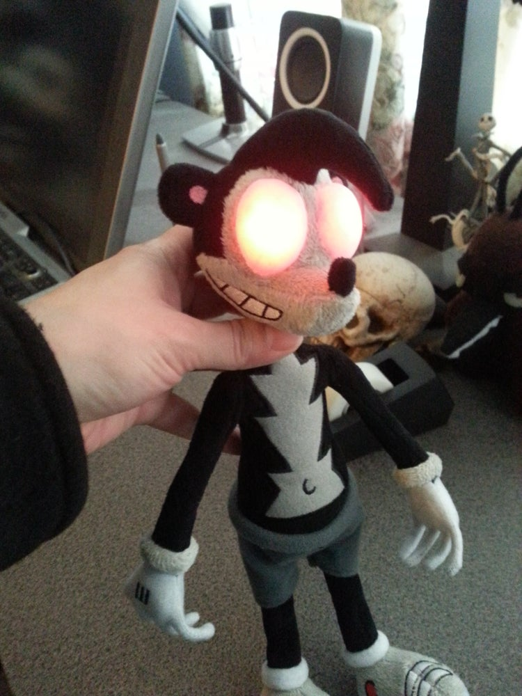 Image of Skitzo Plush Toy- SPECIAL EDITION