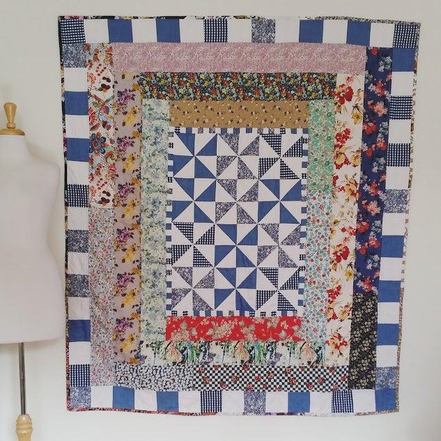 Image of Blanket Bay quilt pattern