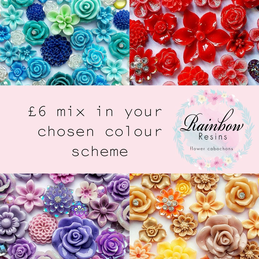 Image of Custom mix in your choice of colour.