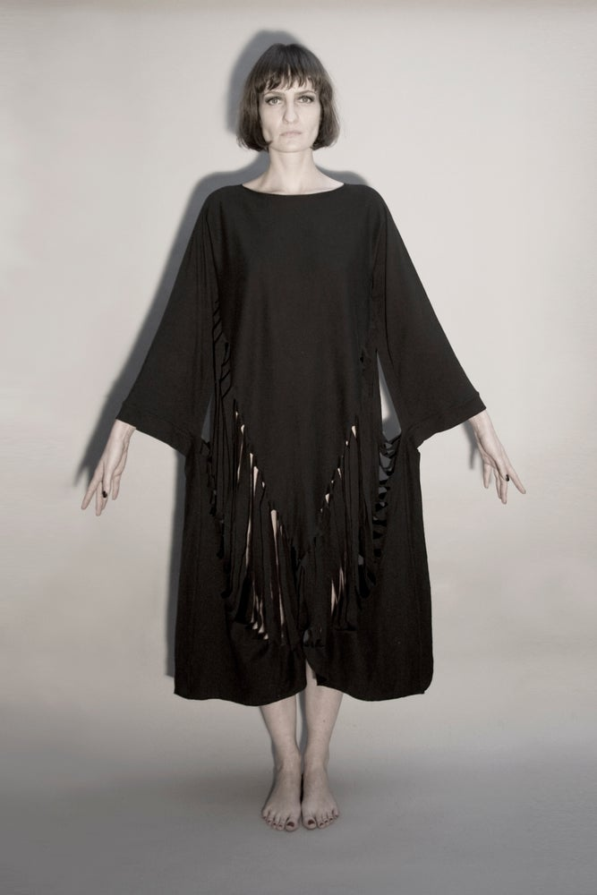 Image of SACRED: ROSE THORN KAFTAN