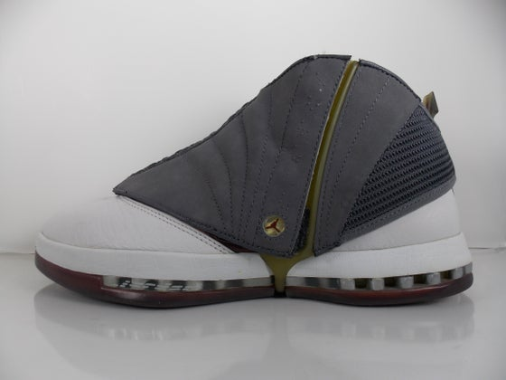 "Image of Air Jordan 16 ""Cherrywood"""