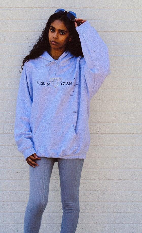 Image of Urban Glam Logo Hoodie