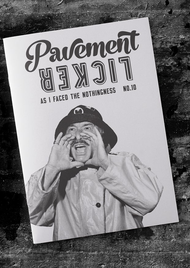 Image of Pavement Licker No. 10