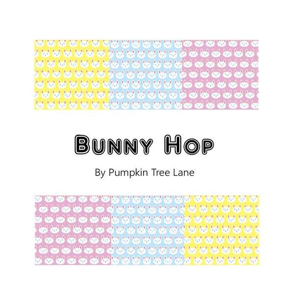 Image of Bunny Hop Fat Quarter Set
