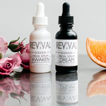 Image of GODDESS FACIAL SERUMS