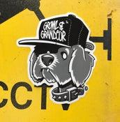 Image of Hound Sticker