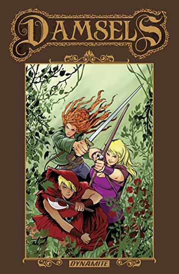 Image of Damsels Vol 1