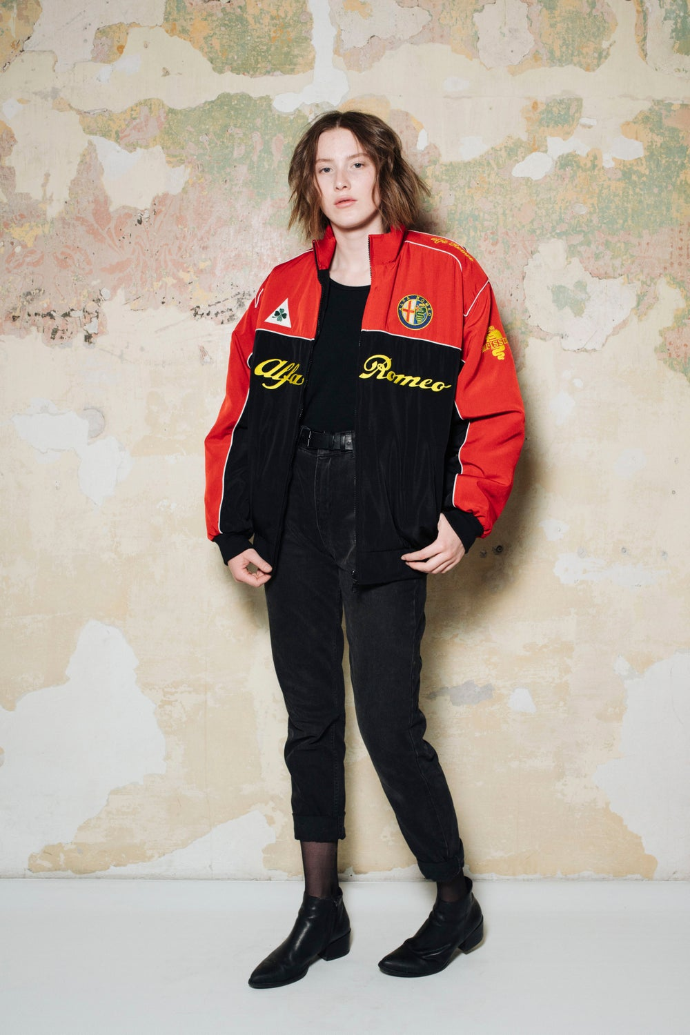 Image of Alfa Romeo Bomber Jacket