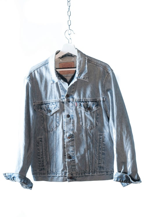 Image of Levi´s Denim Jacket Light BLue