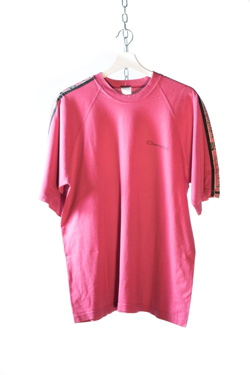 Image of Champion Pink 90's Tshirt