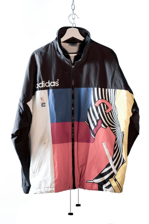 Image of Adidas ATP Tour Track Jacket