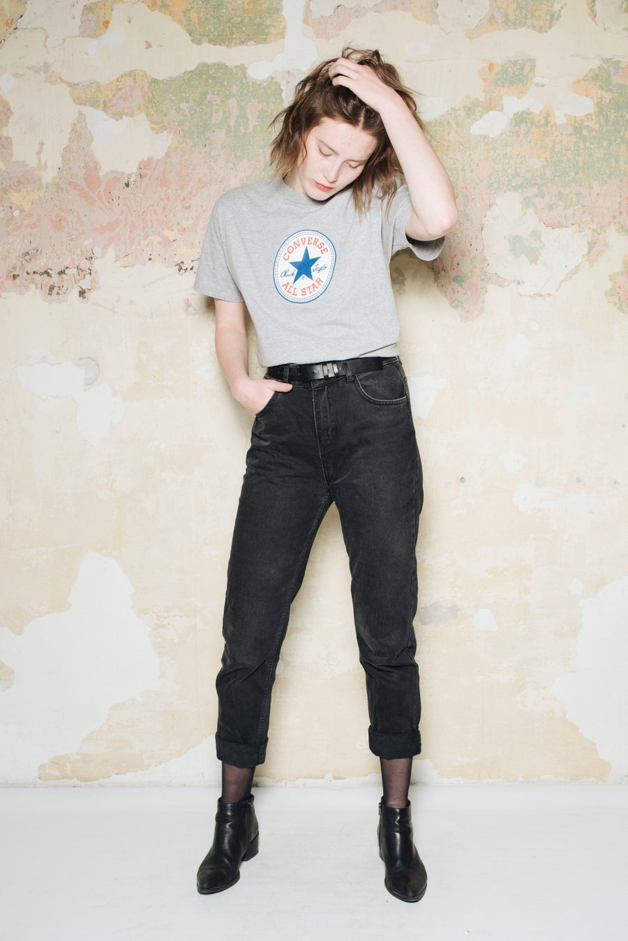 Image of Converse Allstars Tshirt