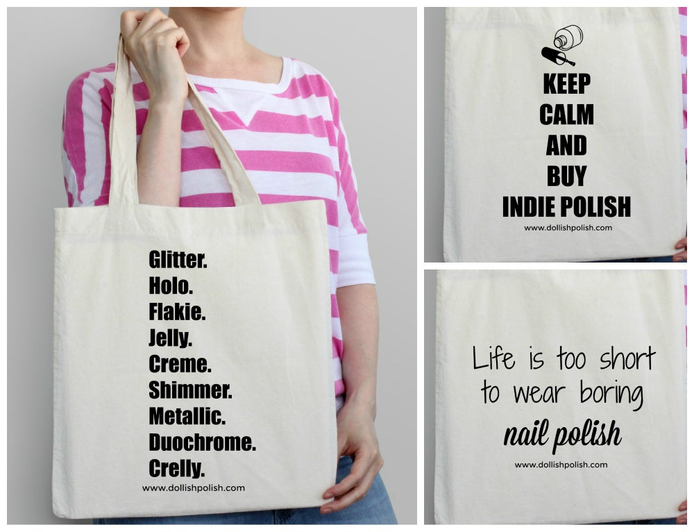 Image of Canvas Tote Bag