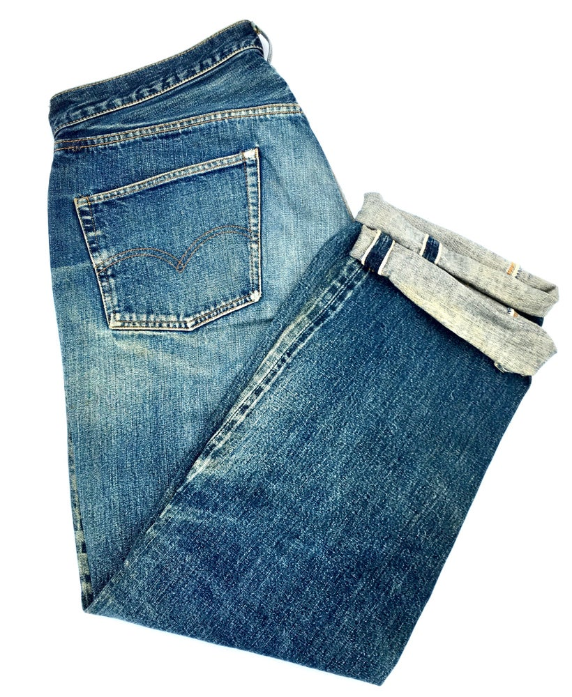 Image of Vintage Levi's 501 Big E (RESERVED FOR CHRIS)