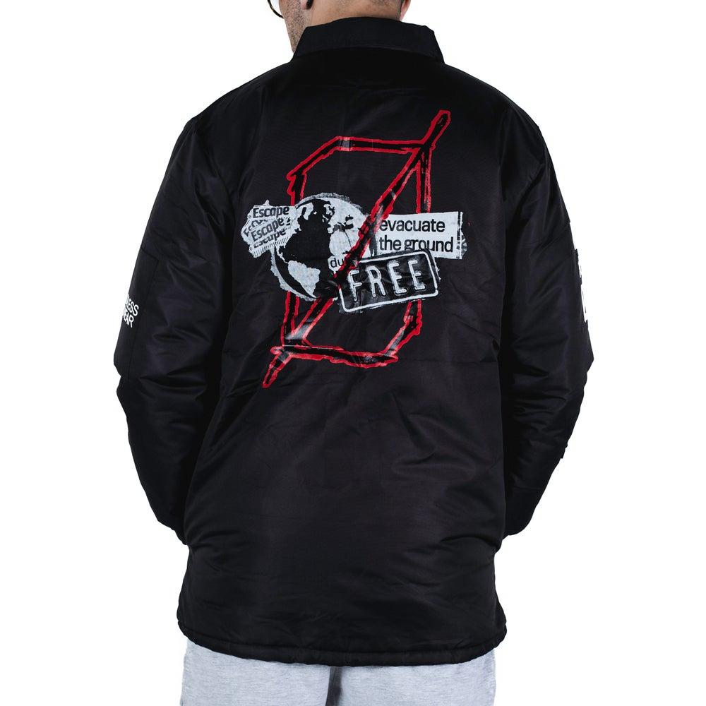 Image of Fly or Die 2X - Coach Jacket