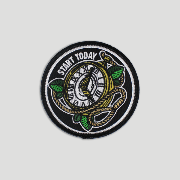 Image of START TODAY PATCH