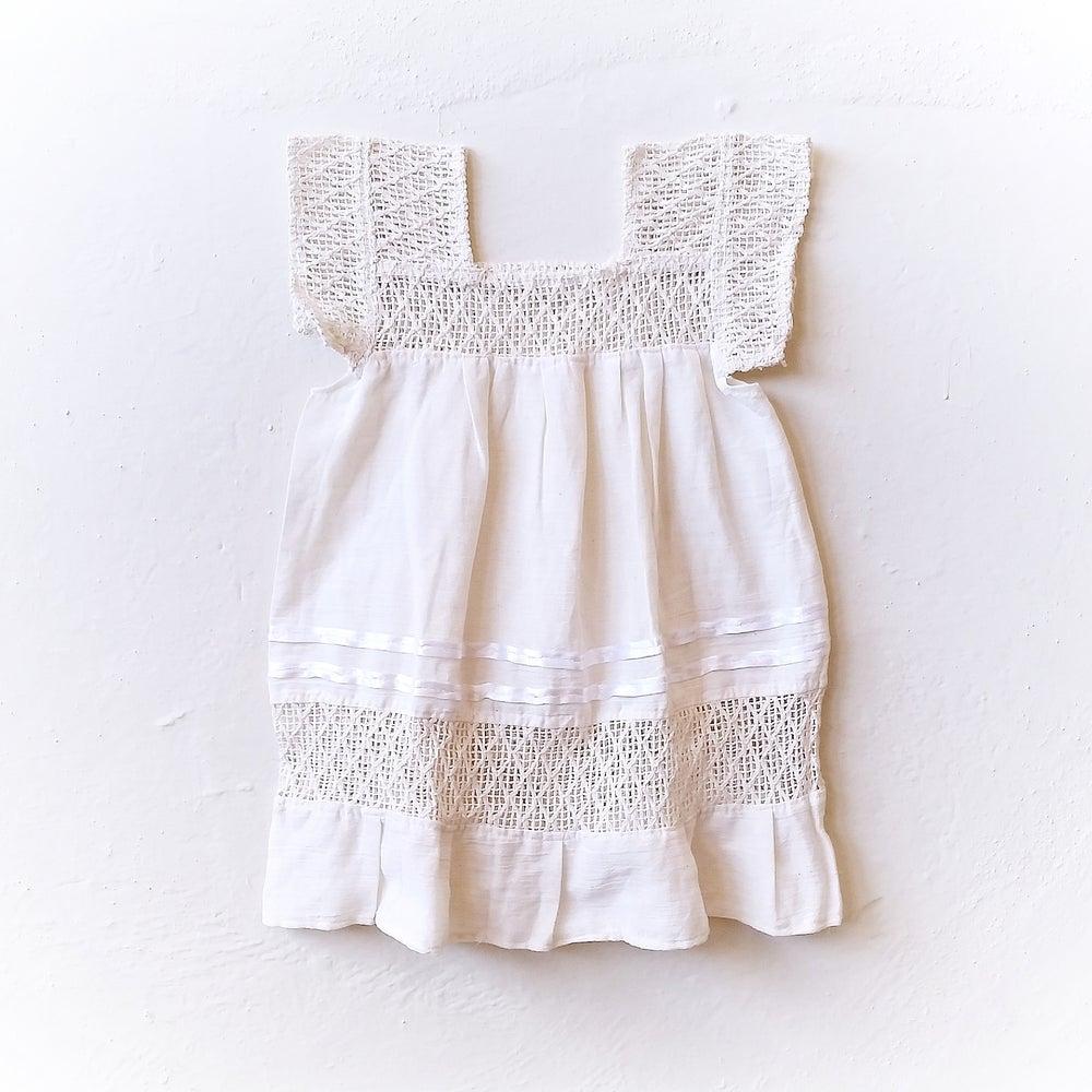 Image of LUXE Organic Bohemian Dress