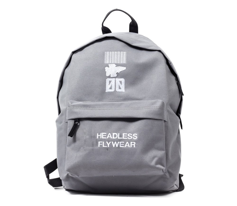 Image of Lugg 02 Backpack - Grey