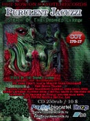 Image of PRE-ORDER!!! PURULENT JACUZZI Stench Of The Drowned Carrion CD