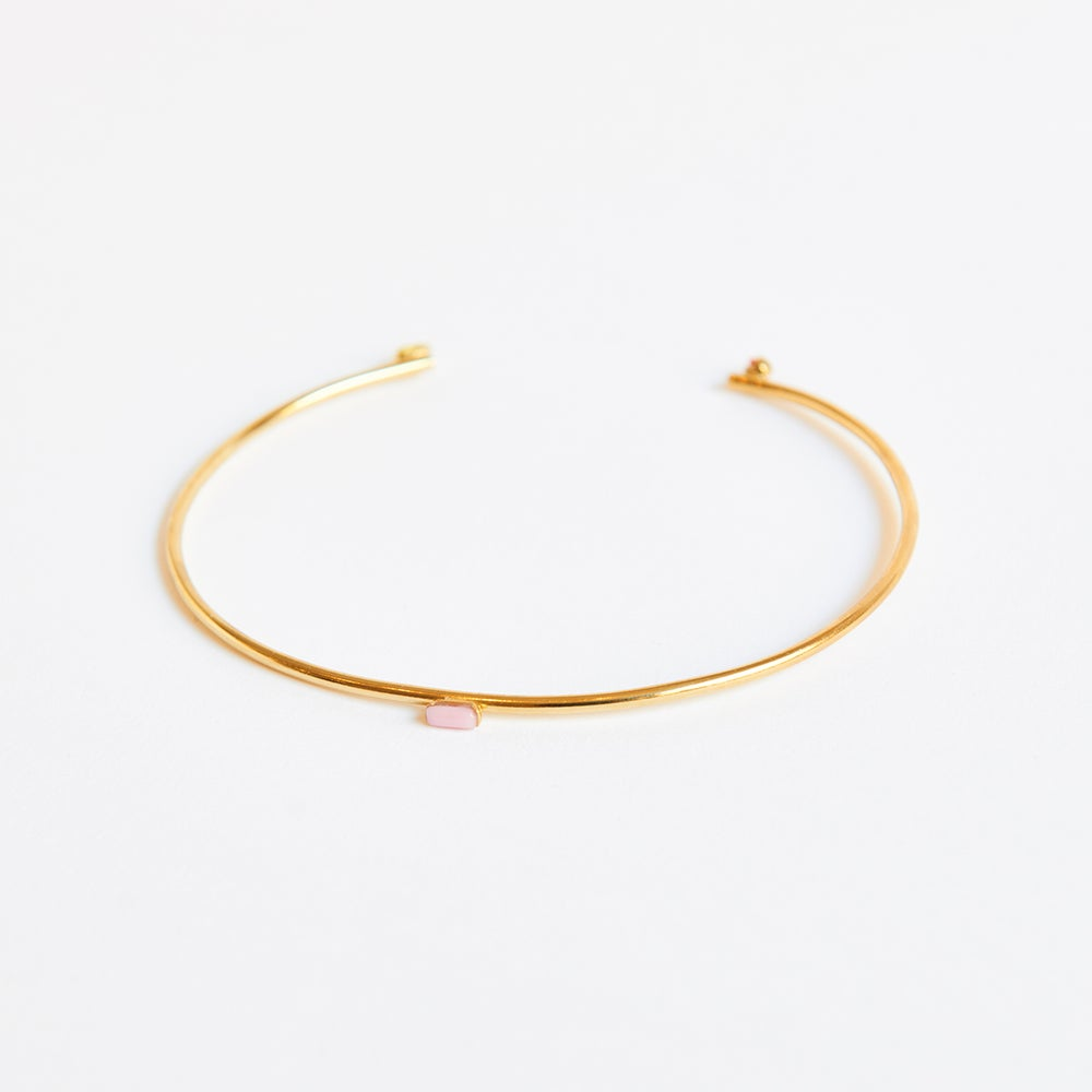 Imagen de Six Two sided rigid choker with sparks