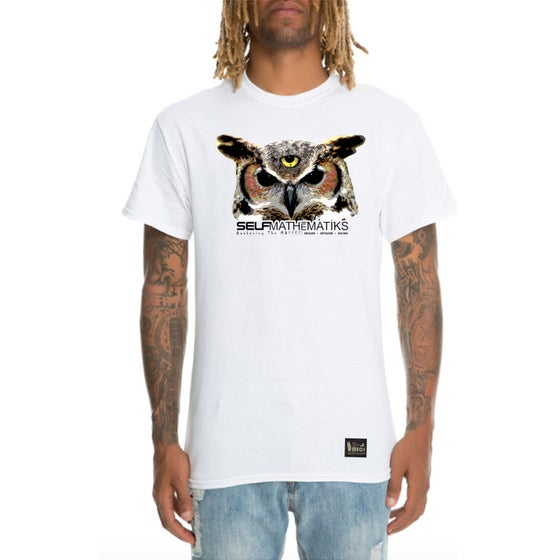 Image of WHITE- 3rd EYE W.O.O. CLASSIC T ORIGINAL