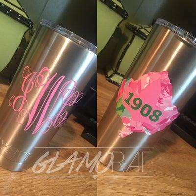 Image of Custom Tumblers/Cups