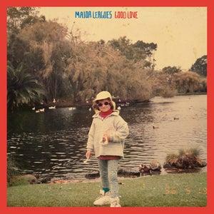 Image of MAJOR LEAGUES - GOOD LOVE (vinyl)