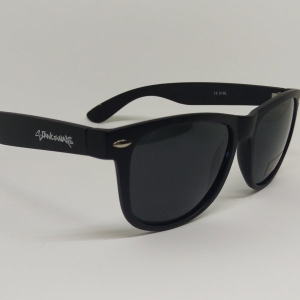 Image of Matte Black Sunnies