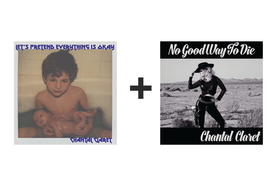 Image of PRE-SALE:  Chantal Claret - Double EP Package