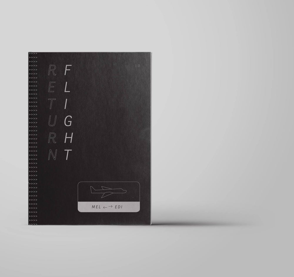 Image of Return Flight MEL>EDI