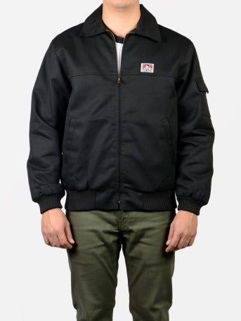 Image of Ben Davis Mechanics Jacket, Black
